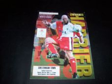Kidderminster Harriers v Cheltenham Town, 1998/99